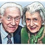 Herbert & Florence Irving
