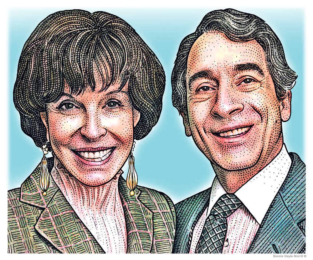 Lois & Arthur Stainman